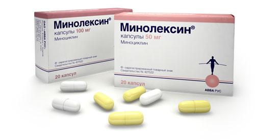 минолексин инструкция по применению аналоги